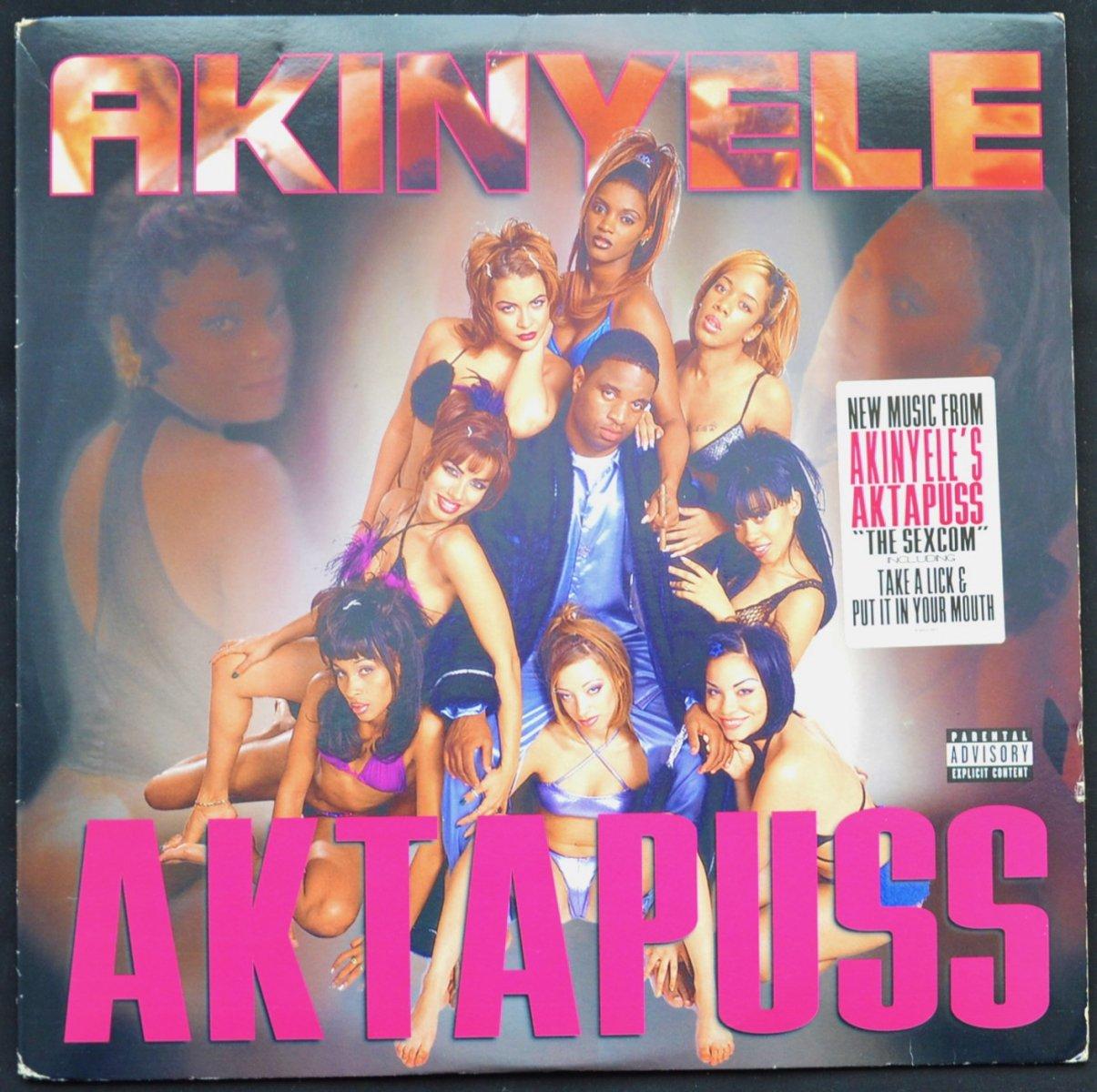 AKINYELE / AKTAPUSS (2LP)