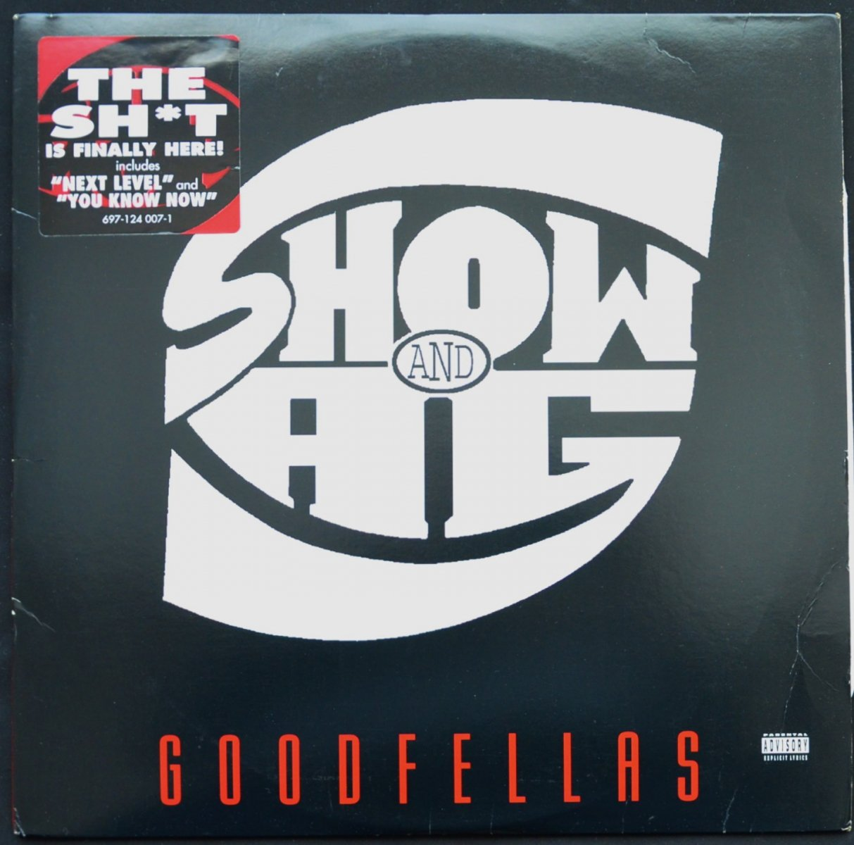 SHOW AND A.G / GOODFELLAS (2LP)