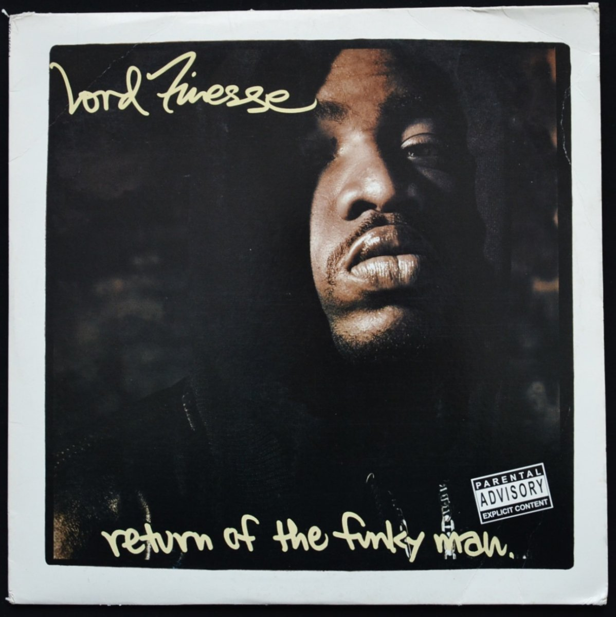 LORD FINESSE / RETURN OF THE FUNKY MAN (2LP)
