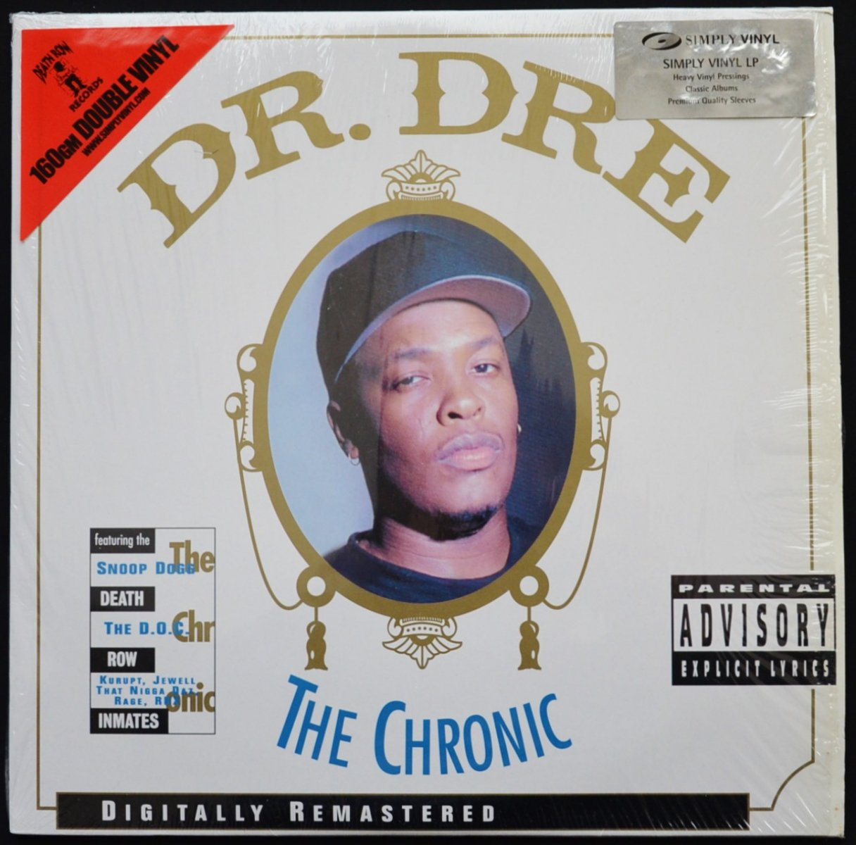 DR. DRE ‎/ THE CHRONIC (2LP)