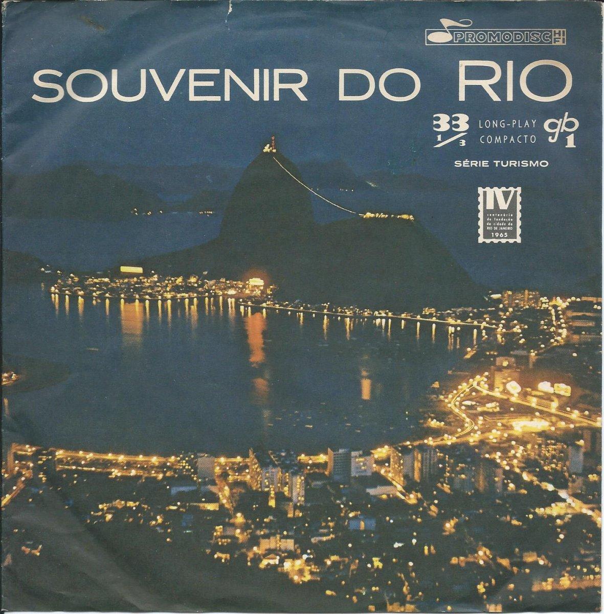 ANTONIO LABORDA / SOUVENIR DO RIO (7