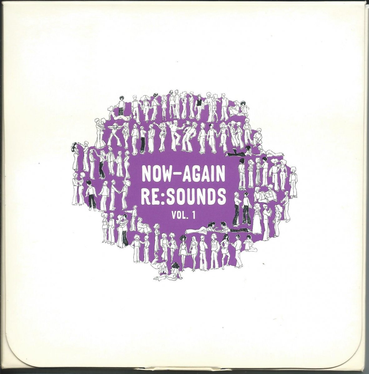 V.A.(GUILTY SIMPSON,QUASIMOTO,ALOE BLACC...) ‎/ NOW-AGAIN RE:SOUNDS (VOL. 1) (7