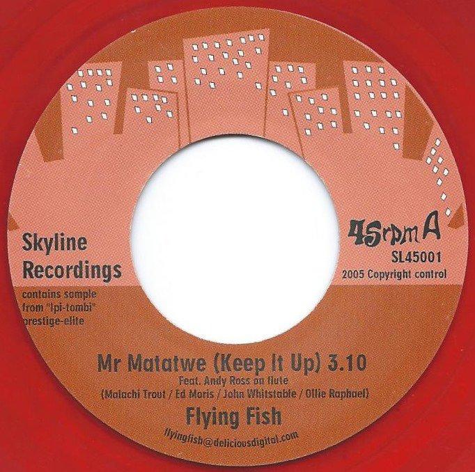 FLYING FISH / MR MATATWE / ARMON'S THEME (7