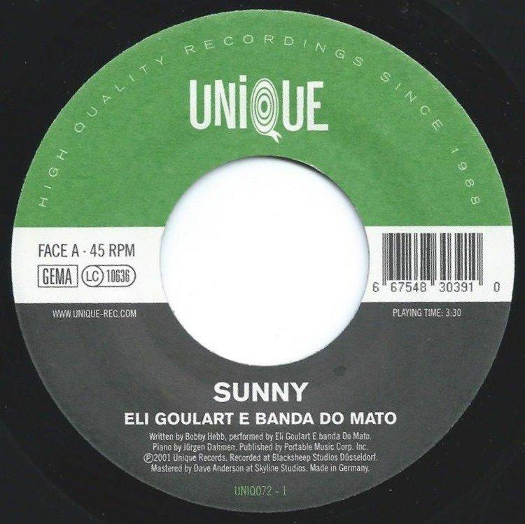 ELI GOULART E BANDA DO MATO / SUNNY / ESPELHO (7