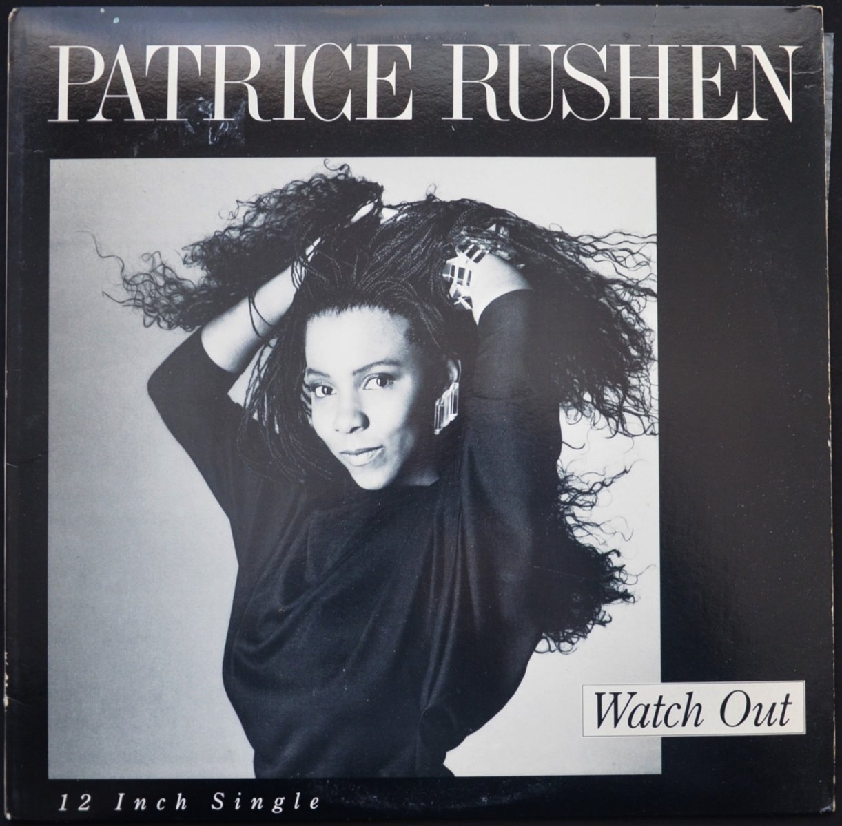 PATRICE RUSHEN ‎/ WATCH OUT / OVER THE PHONE (12
