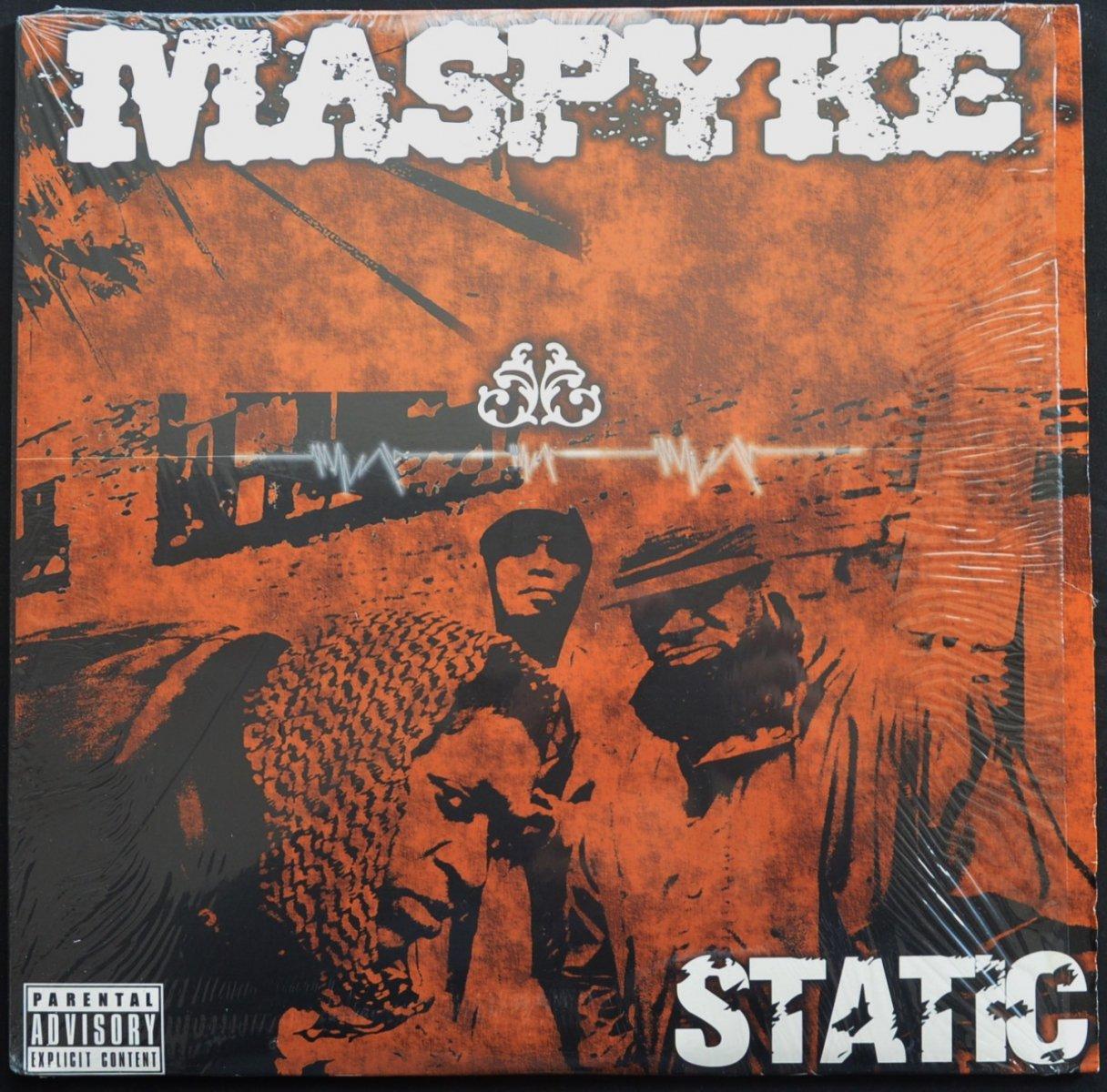 MASPYKE / STATIC (2LP)