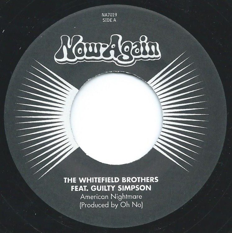 THE WHITEFIELD BROTHERS / AMERICAN NIGHTMARE / DREADS (7