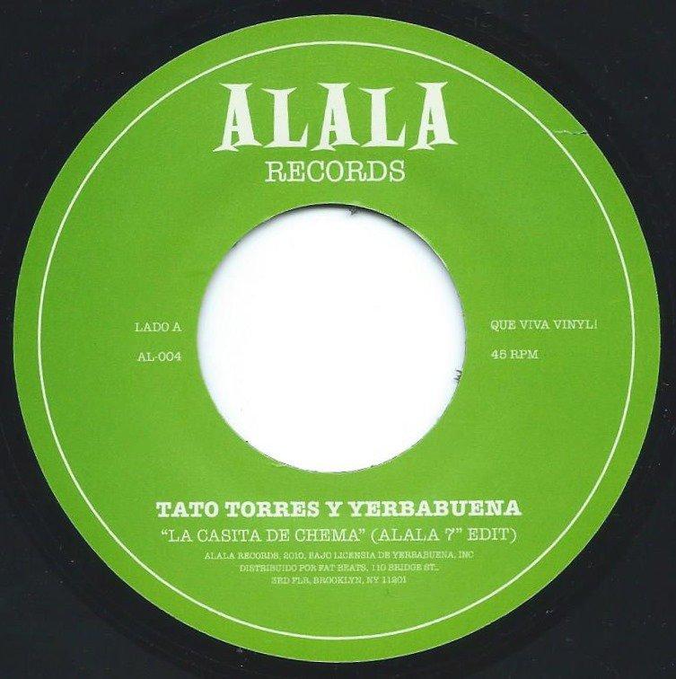 TATO TORRES Y YERBABUENA / LA CASITA DE CHEMA / SER DE BORINQUEN (7