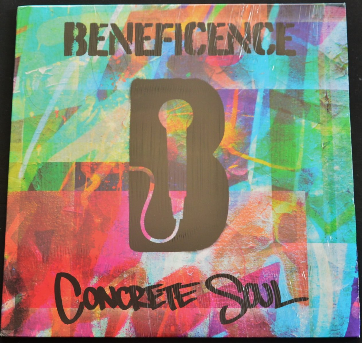 BENEFICENCE / CONCRETE SOUL (2LP)