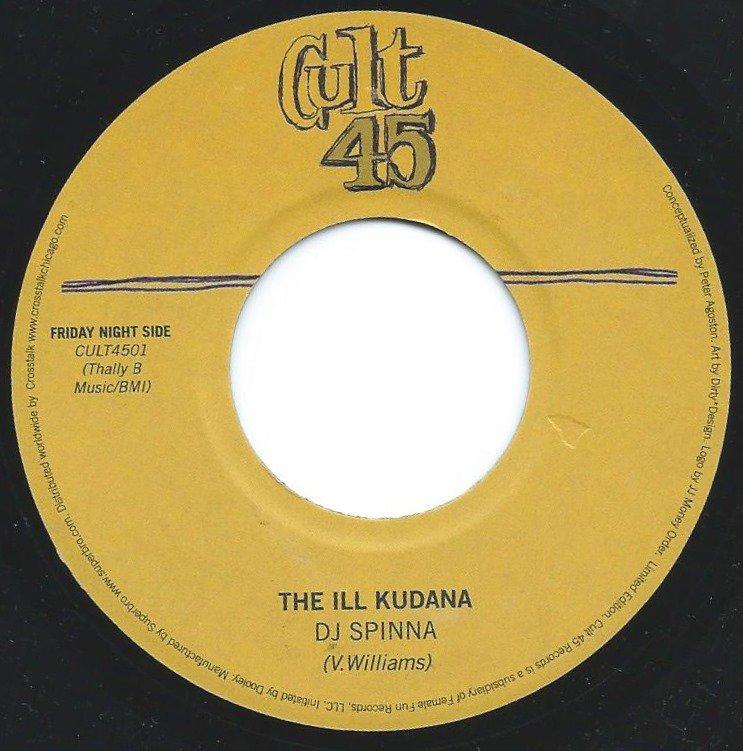 DJ SPINNA / ILL KUDANA / ABYZMAL (7