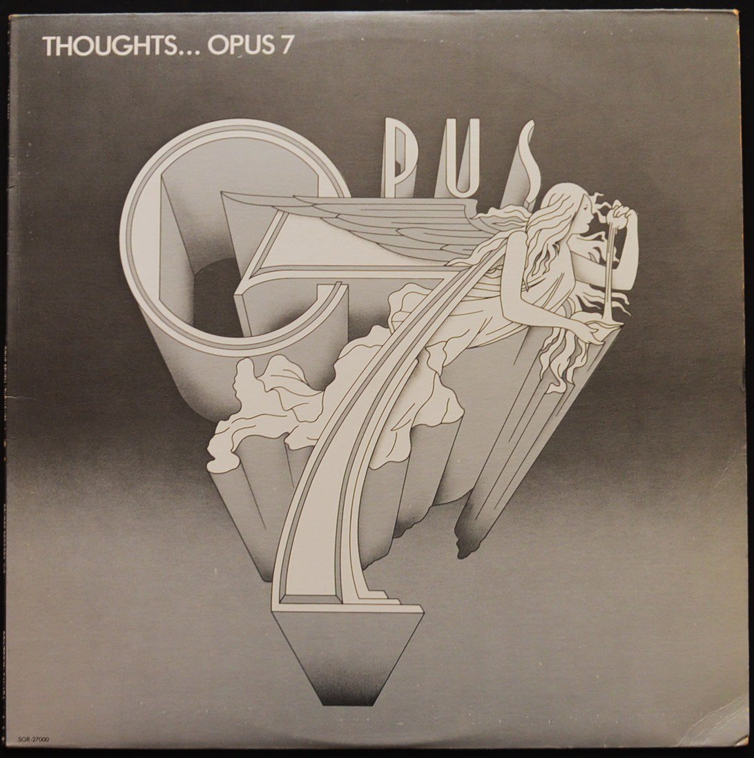 OPUS SEVEN ‎/ THOUGHTS (LP)