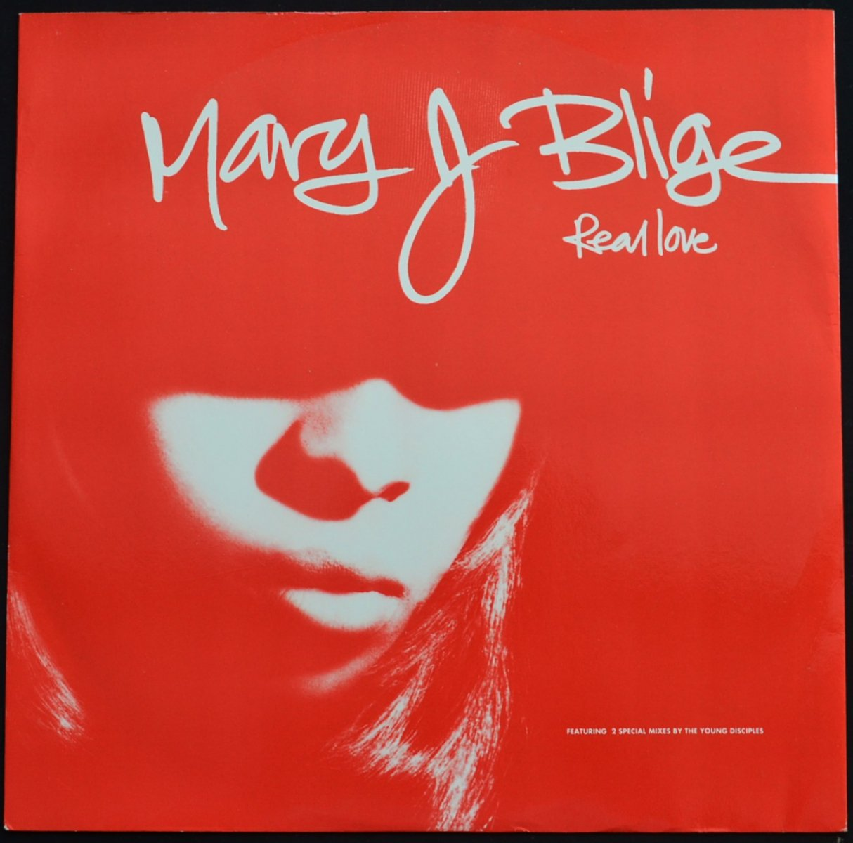 MARY J. BLIGE / REAL LOVE (12