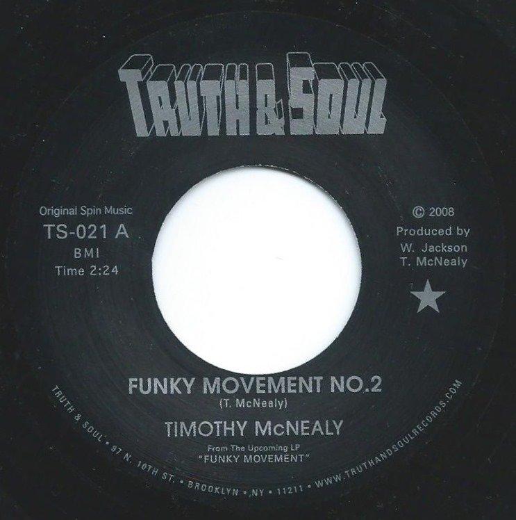 TIMOTHY MCNEALY / FUNKY MOVEMENT NO.2 / SAGITTARIUS BLACK (7