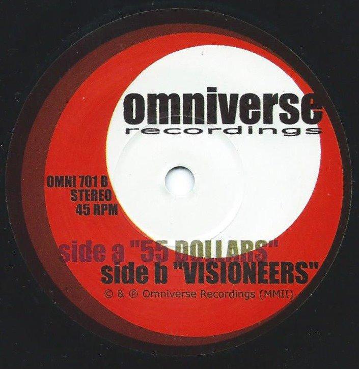 VISIONEERS / 55 DOLLARS / VISIONEERS (7