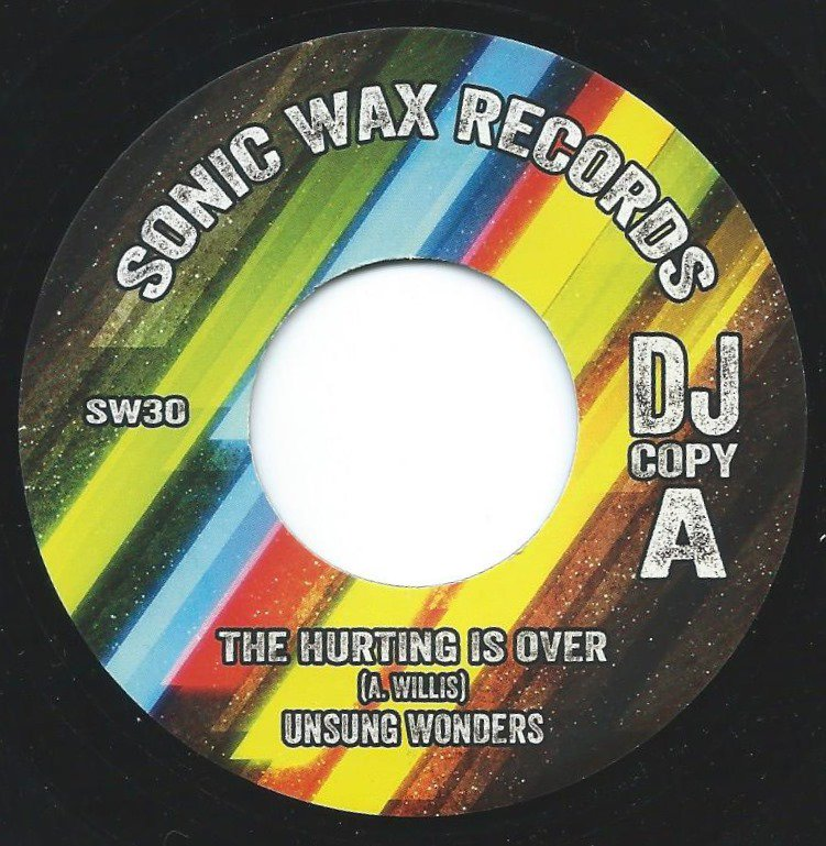 UNSUNG WONDERS / RICE N PEAS / THE HURTING IS OVER (7