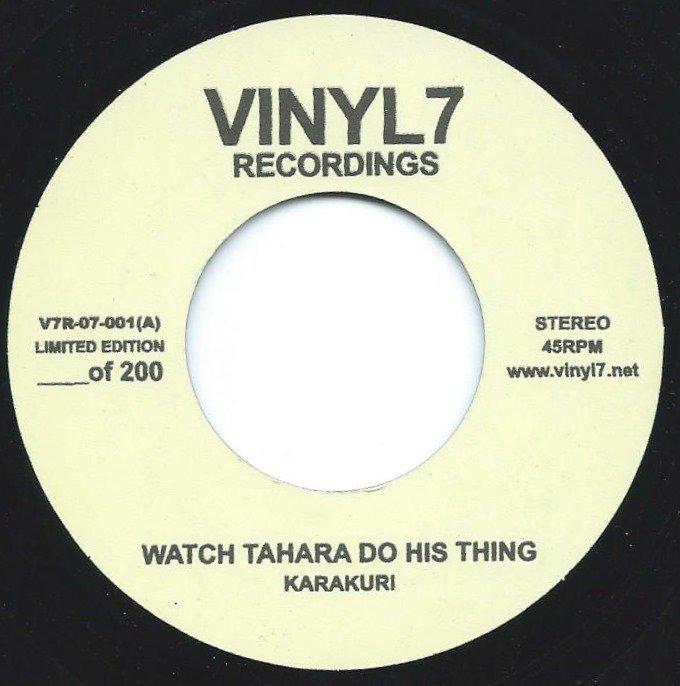 KARAKURI (SAWAGI) / WATCH TAHARA DO HIS THING / LOSS TIME SESSION (7