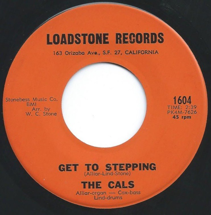 THE CALS / GET TO STEPPING / STAND TALL (7