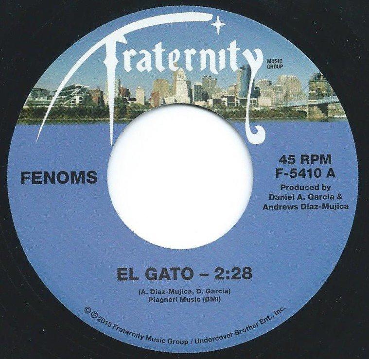 FENOMS / EL GATO / MENACE (7