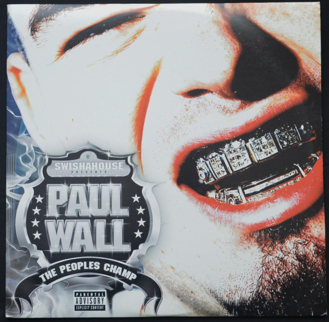 PAUL WALL / THE PEOPLES CHAMP (2LP)