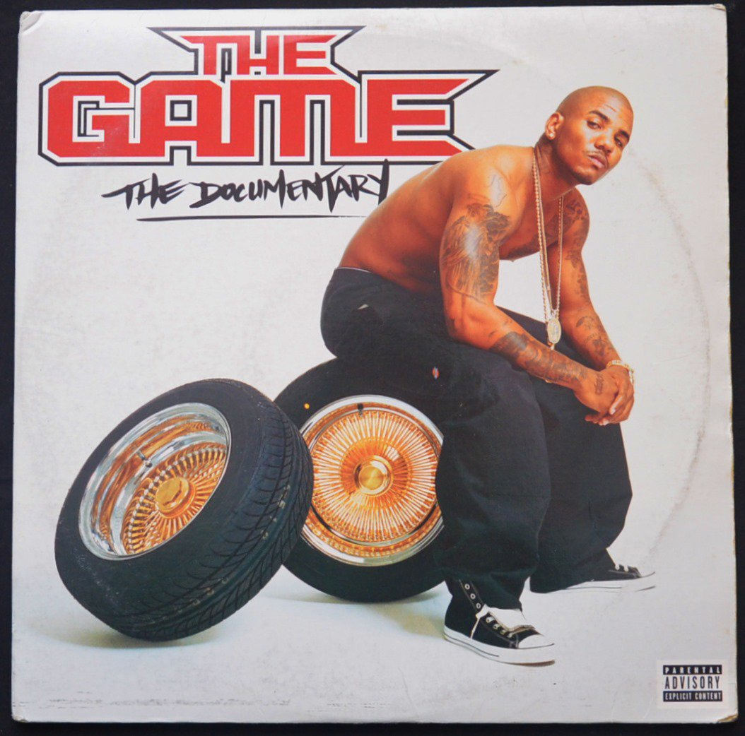 THE GAME / THE DOCUMENTARY (2LP)