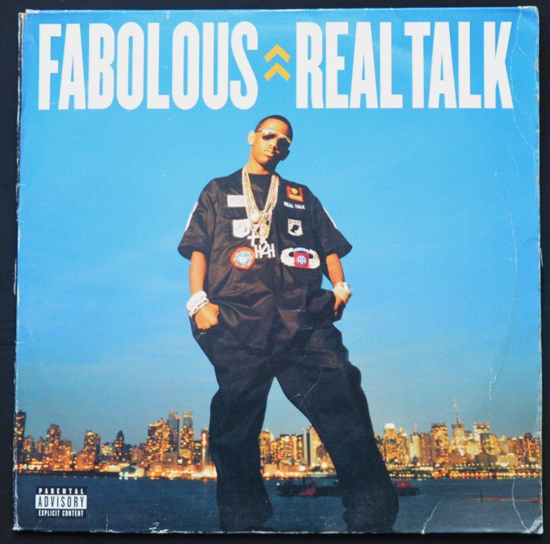 FABOLOUS / REAL TALK (2LP)