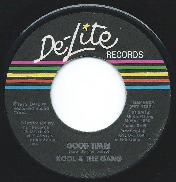 KOOL & THE GANG / GOOD TIMES / THE FROG (7