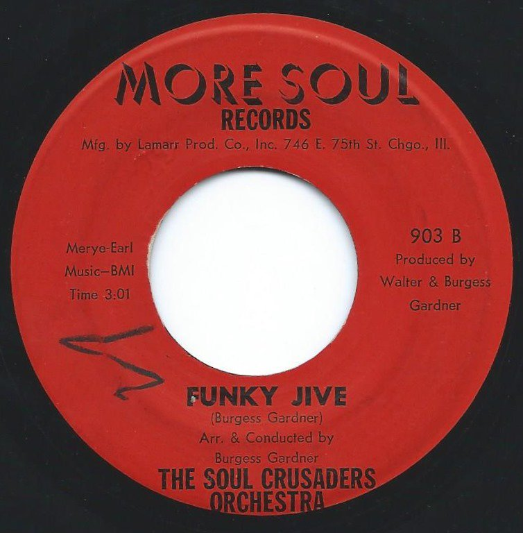 THE SOUL CRUSADERS ORCHESTRA / PRETTY