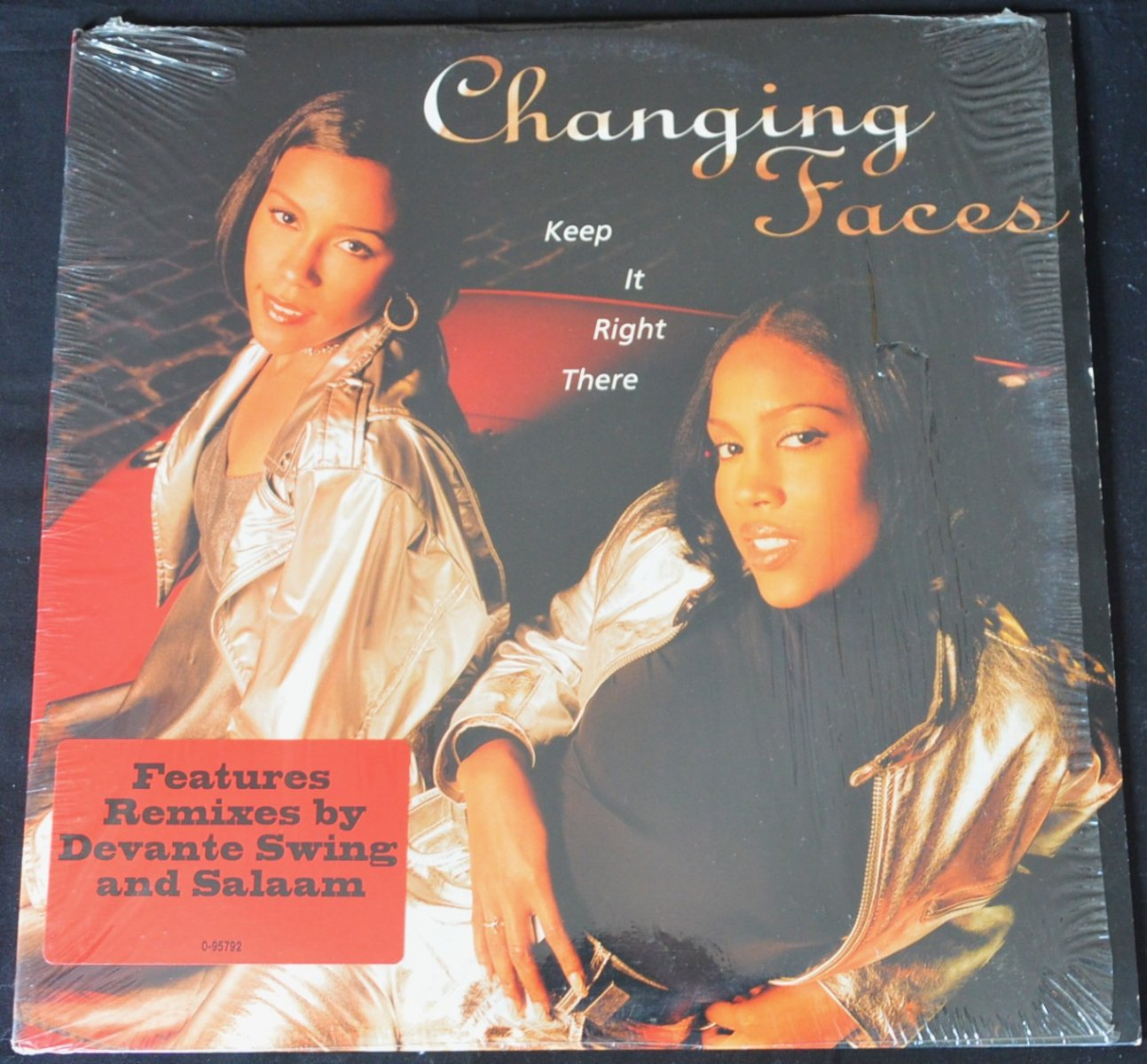 CHANGING FACES / KEEP IT RIGHT THERE - SALAAM REMIX (PROD BY SALAAM REMI) (12
