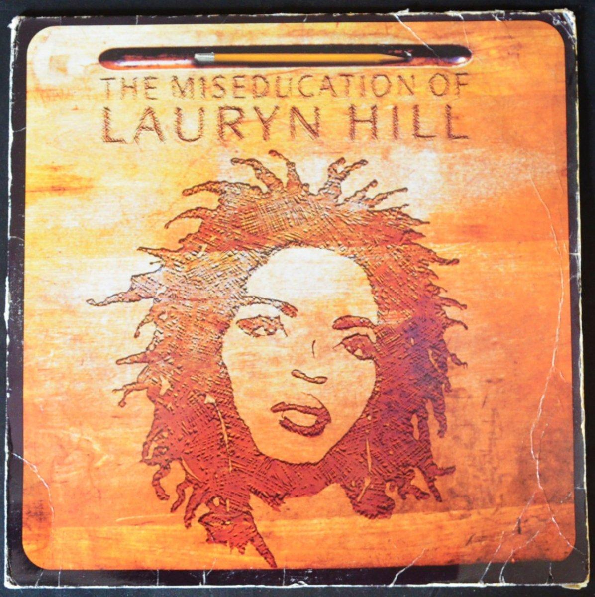 LAURYN HILL / THE MISEDUCATION OF LAURYN HILL (2LP)