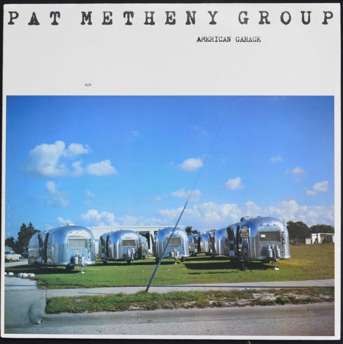 PAT METHENY GROUP / AMERICAN GARAGE (LP)