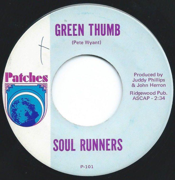 SOUL RUNNERS / GREEN THUMB / WHAT CAN I SAY (7