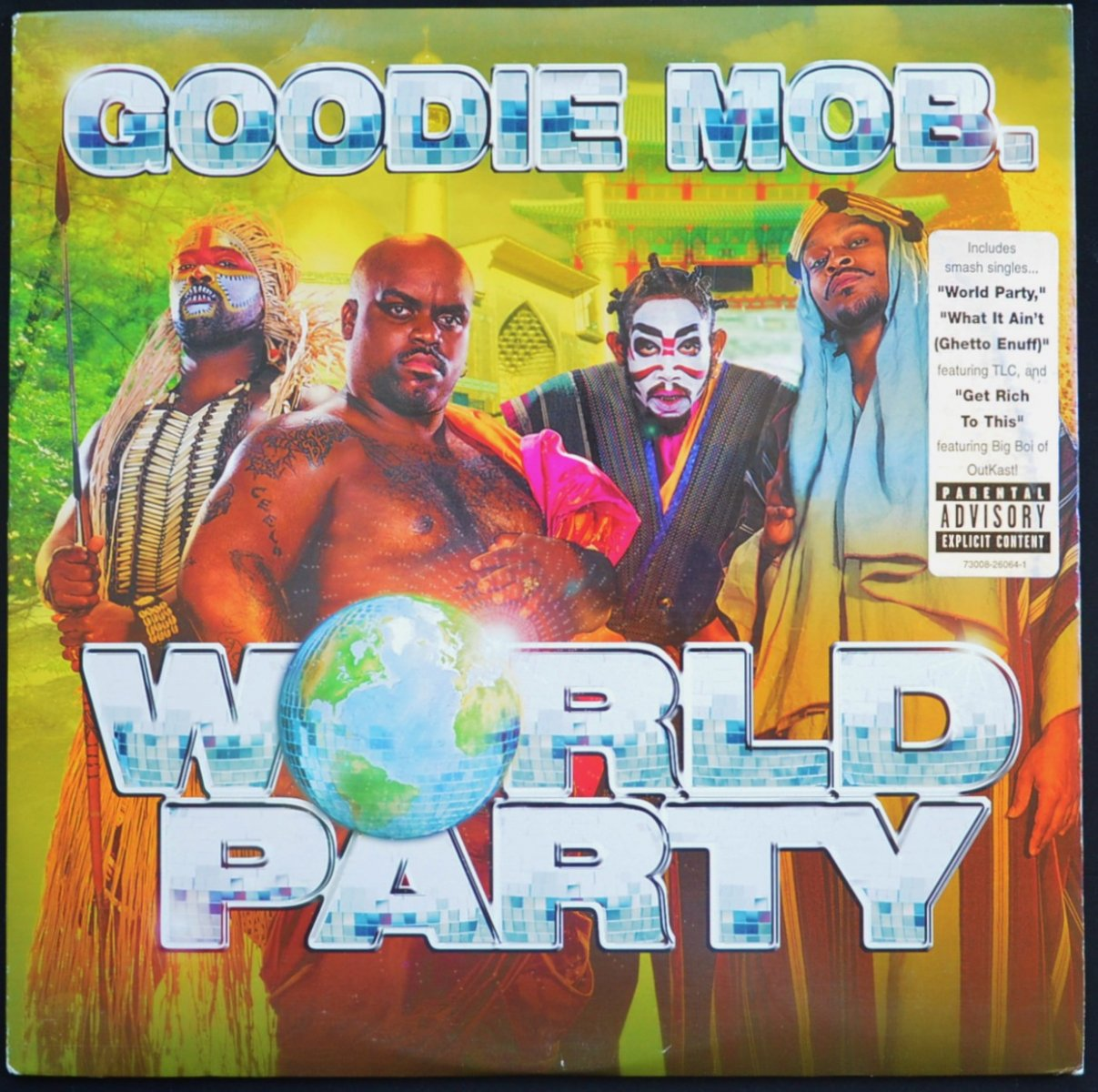GOODIE MOB / WORLD PARTY (2LP)
