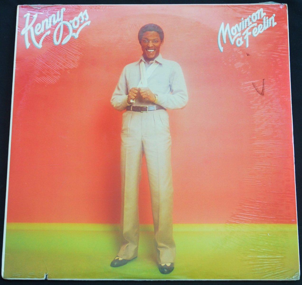 KENNY DOSS / MOVIN' ON A FEELIN' (LP)