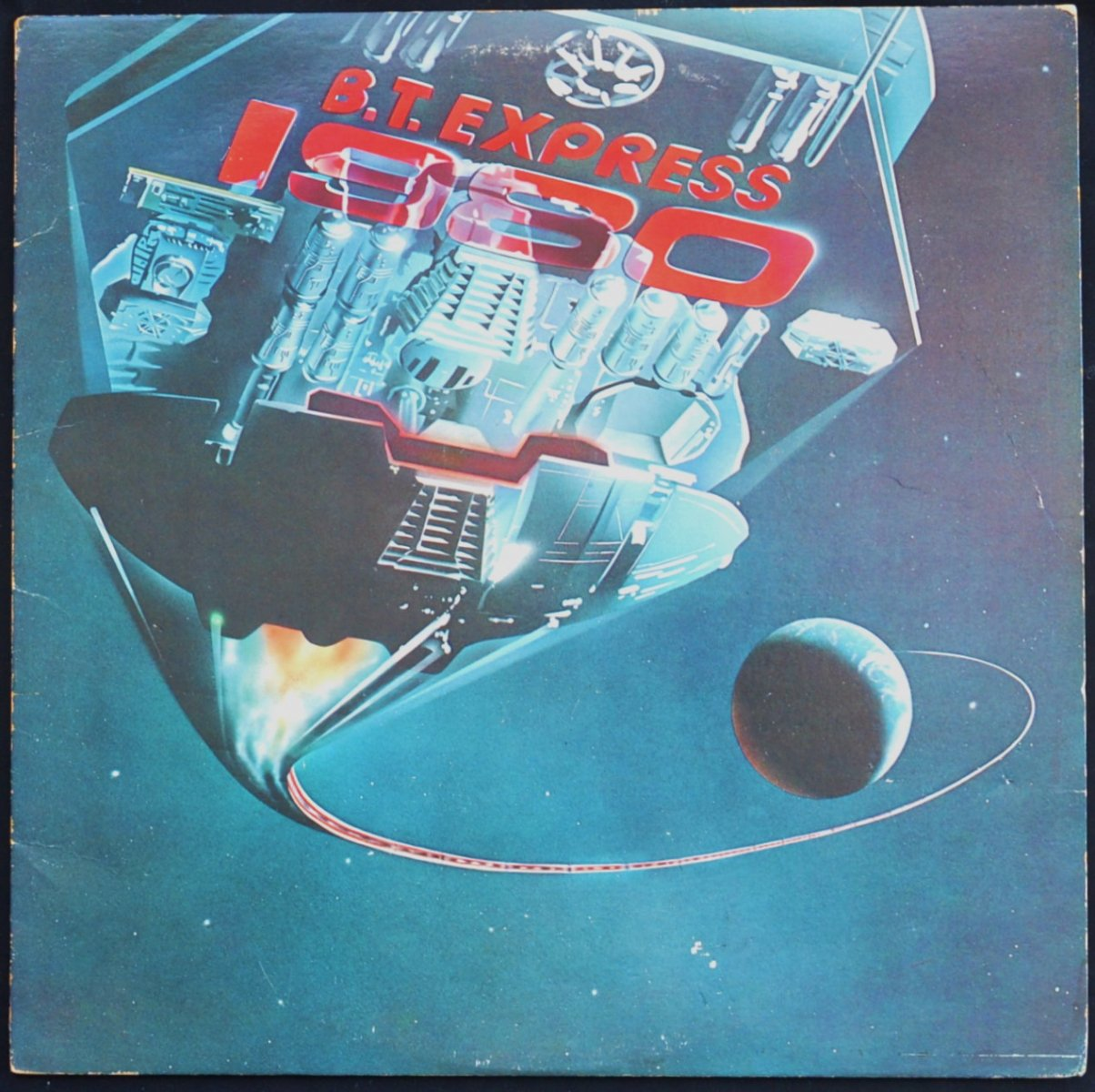 B.T. EXPRESS / 1980 (LP)