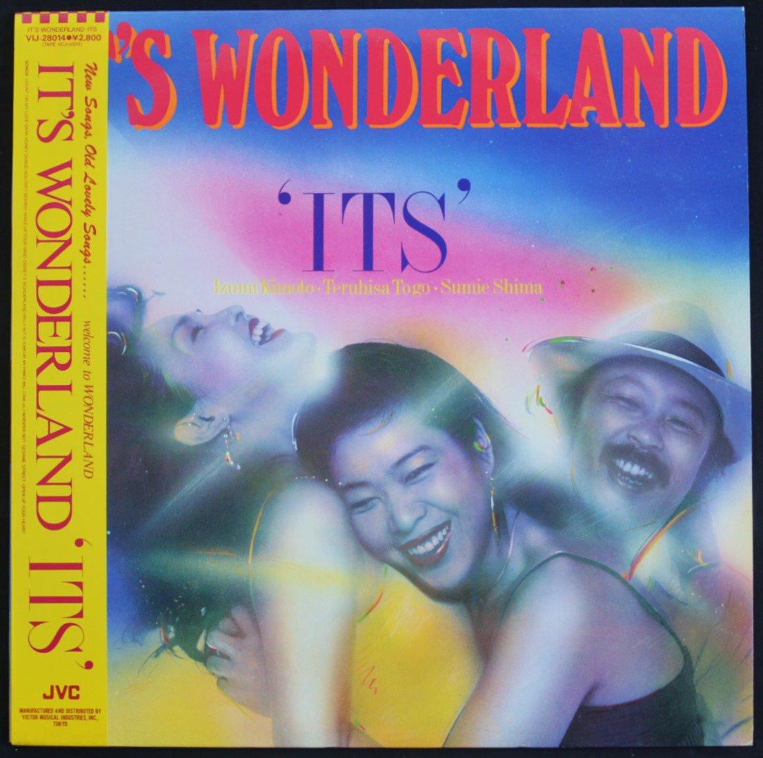 イッツ / ITS / IT'S WONDERLAND (LP)
