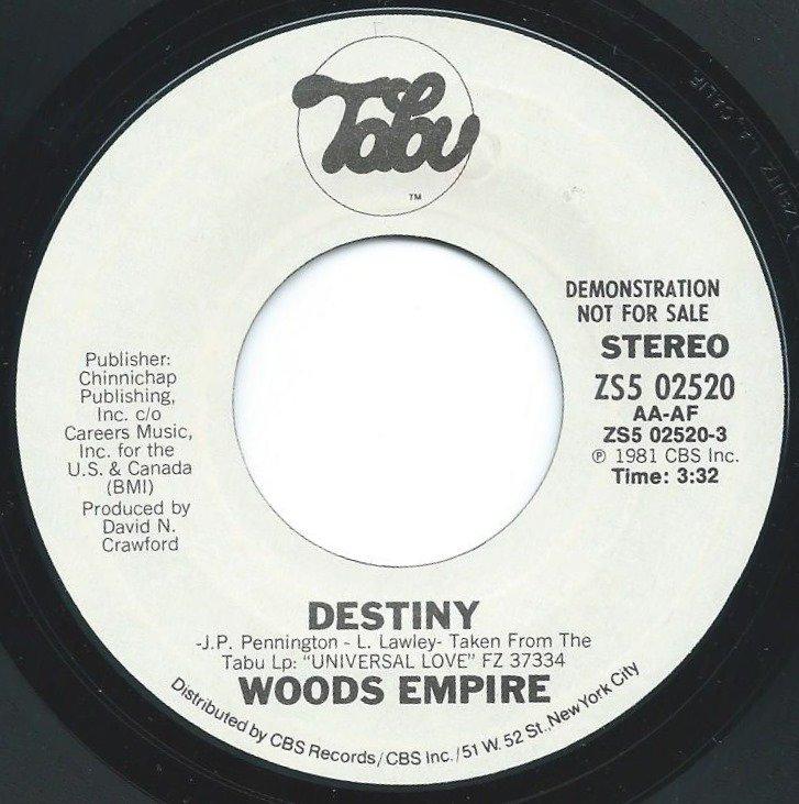 WOODS EMPIRE / DESTINY (7