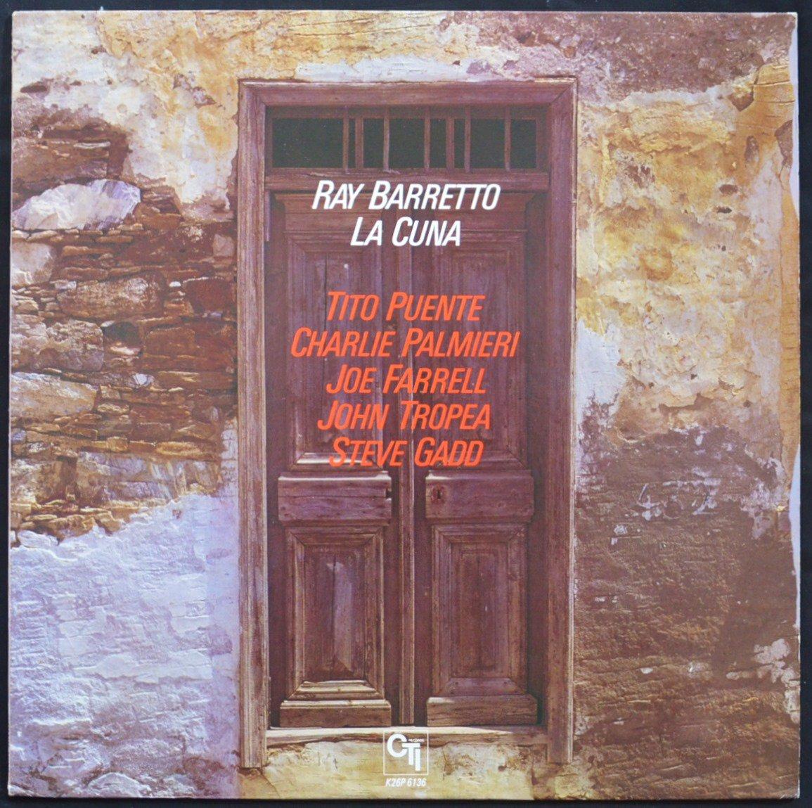 レイ・バレット RAY BARRETTO / ラ・クーナ LA CUNA (LP)