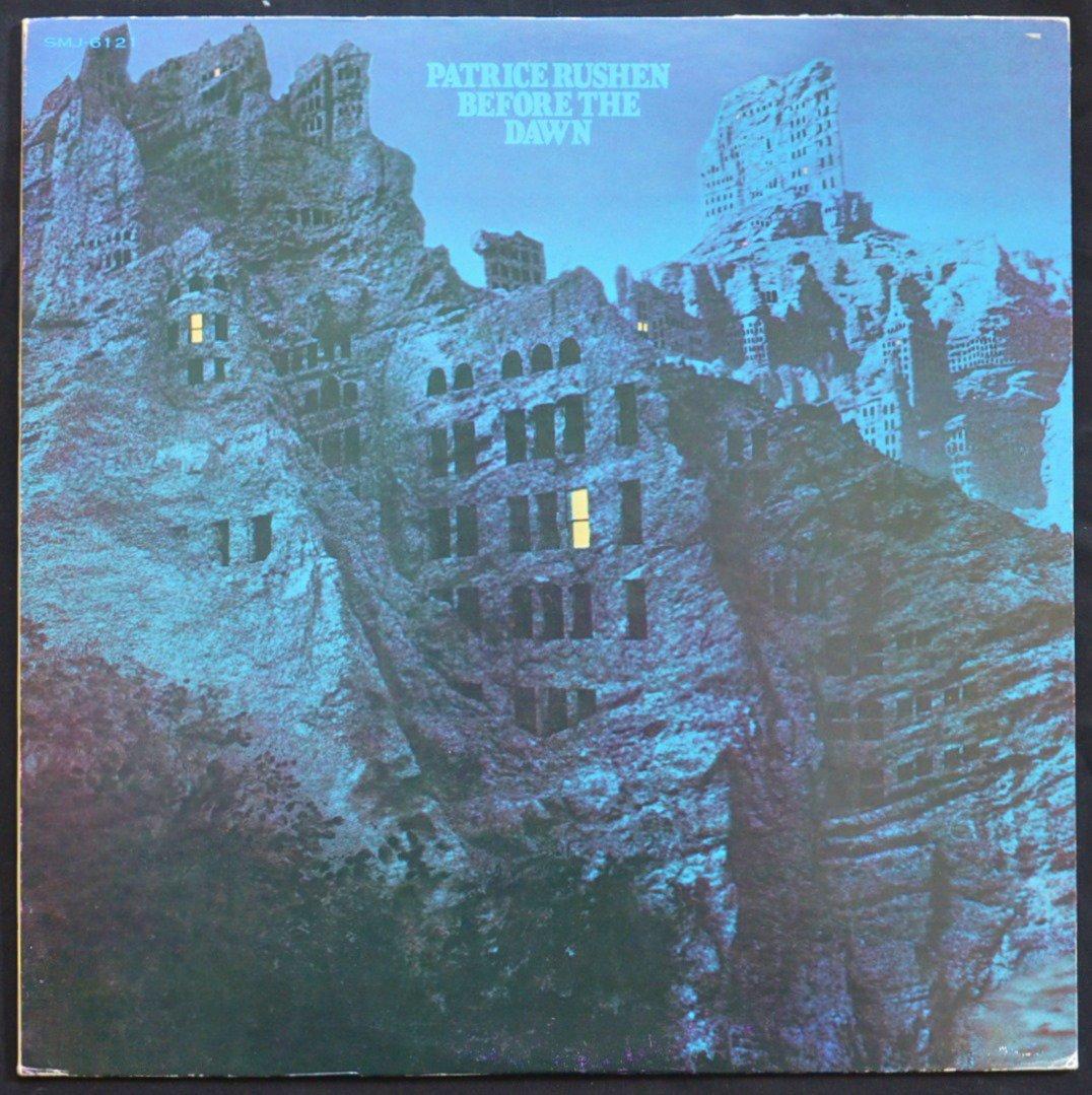 パトリース・ラッシェン PATRICE RUSHEN / ビフォア・ザ・ドーン BEFORE THE DAWN (LP)