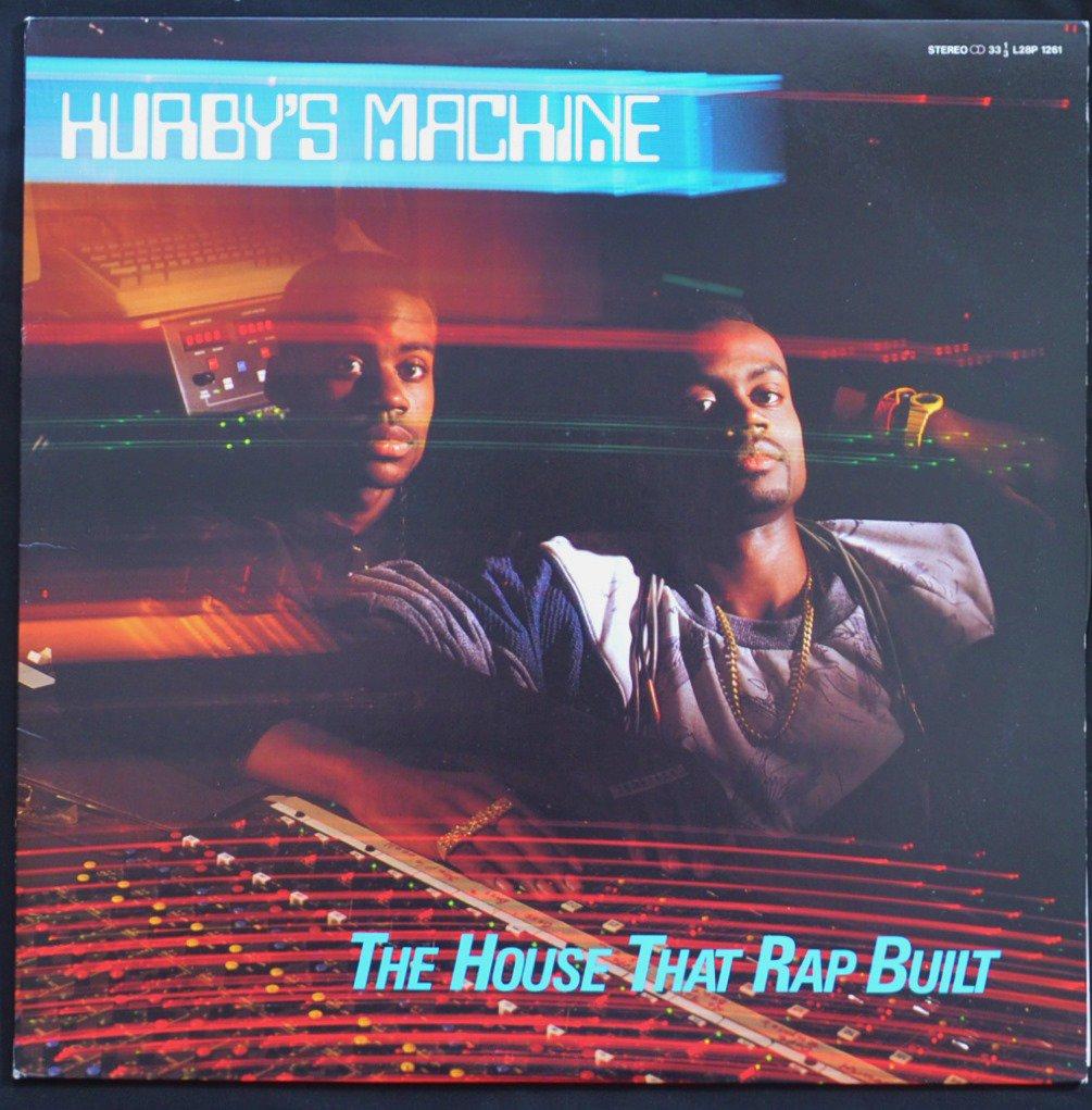 ハービーズ・マシーン HURBY'S MACHINE / ハード・コア・ラップ・ショーケース (LP)