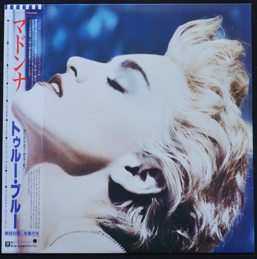 マドンナ MADONNA / トゥルー・ブルー TRUE BLUE (LP)