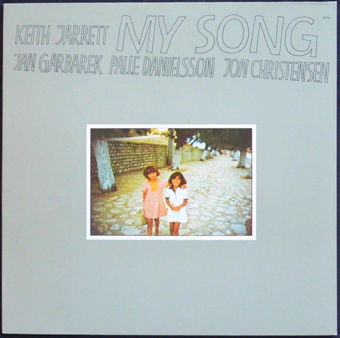 KEITH JARRETT / MY SONG (LP)