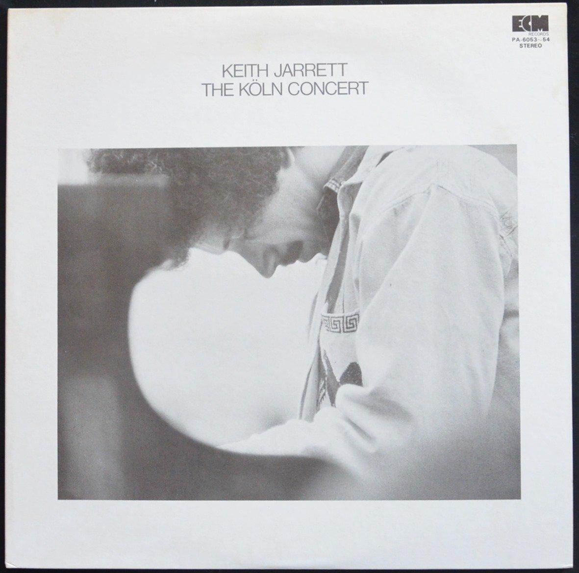 キース・ジャレット KEITH JARRETT / ケルンコンサート THE KÖLN CONCERT (2LP)