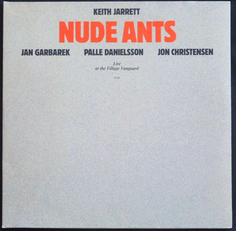 KEITH JARRETT / NUDE ANTS (LIVE AT THE VILLAGE VANGUARD) (2LP)