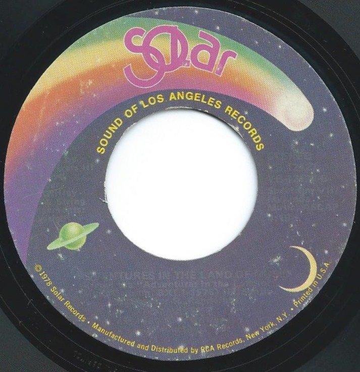 DYNASTY / ADVENTURES IN THE LAND OF MUSIC / DO ME RIGHT (7