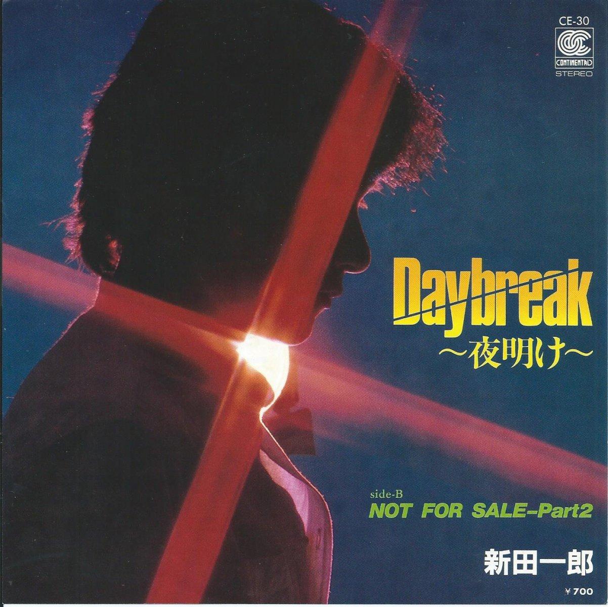 新田一郎 ICHIRO NITTA / DAYBREAK 〜夜明け〜 / NOT FOR SALE - PART2 (7