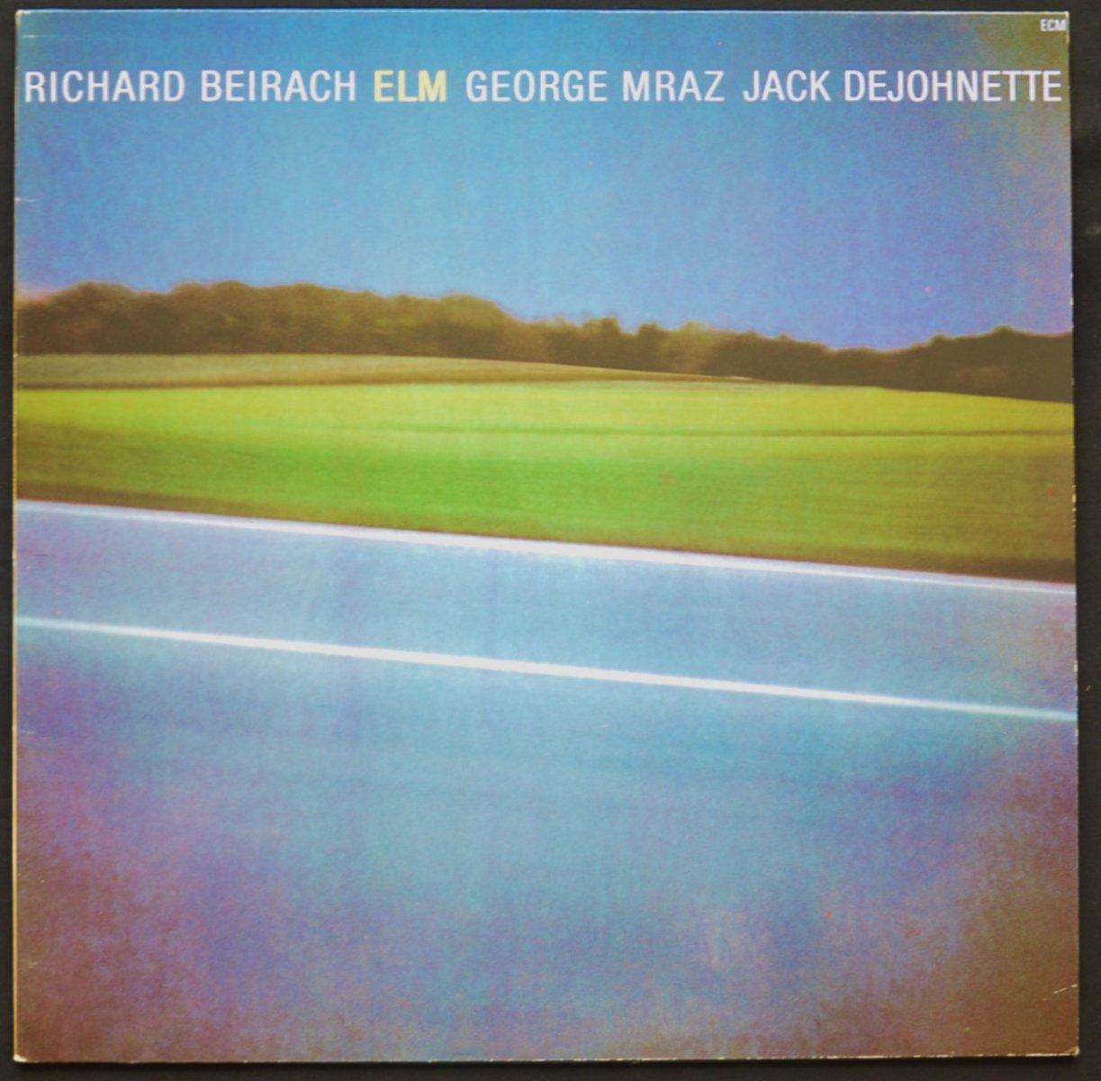 RICHARD BEIRACH / ELM (LP)