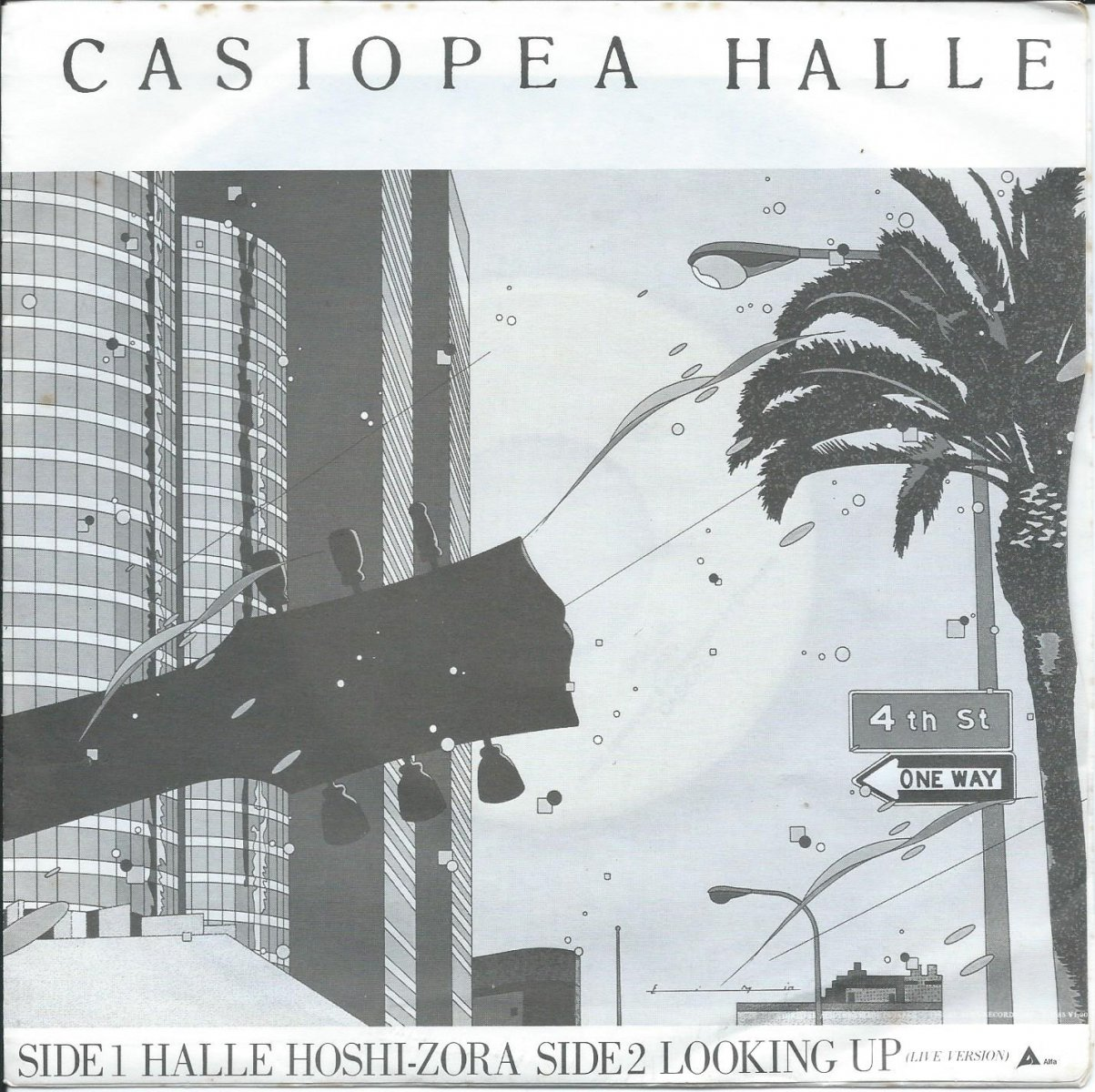カシオペア CASIOPEA / HALLE / HOSHI-ZORA (7