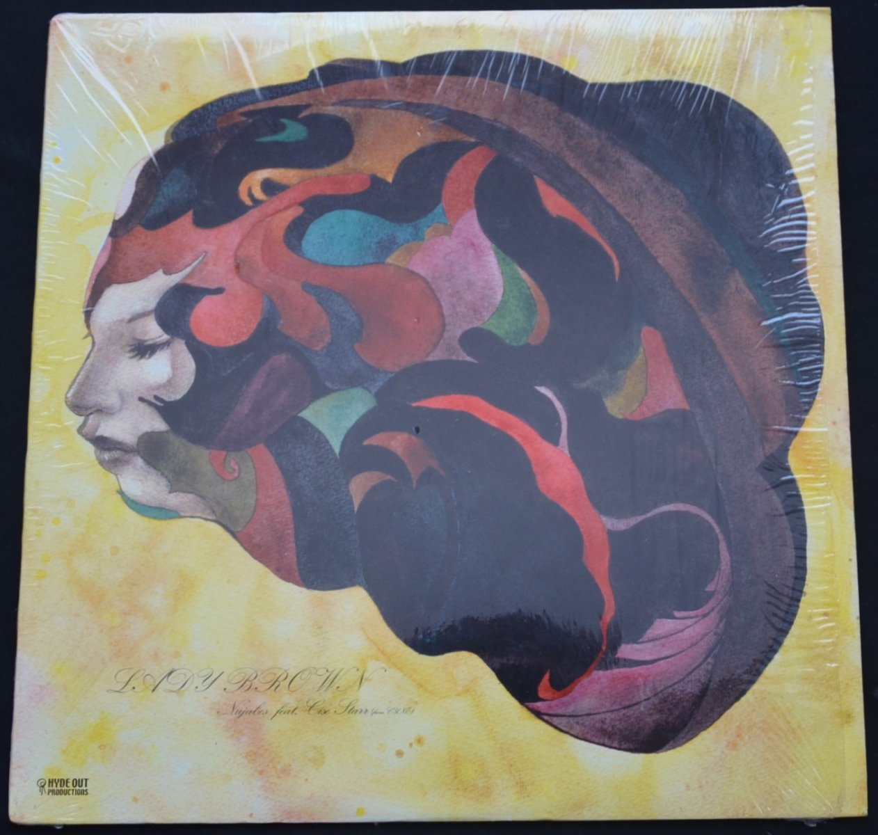 NUJABES FEATURING CISE STARR / LADY BROWN (12