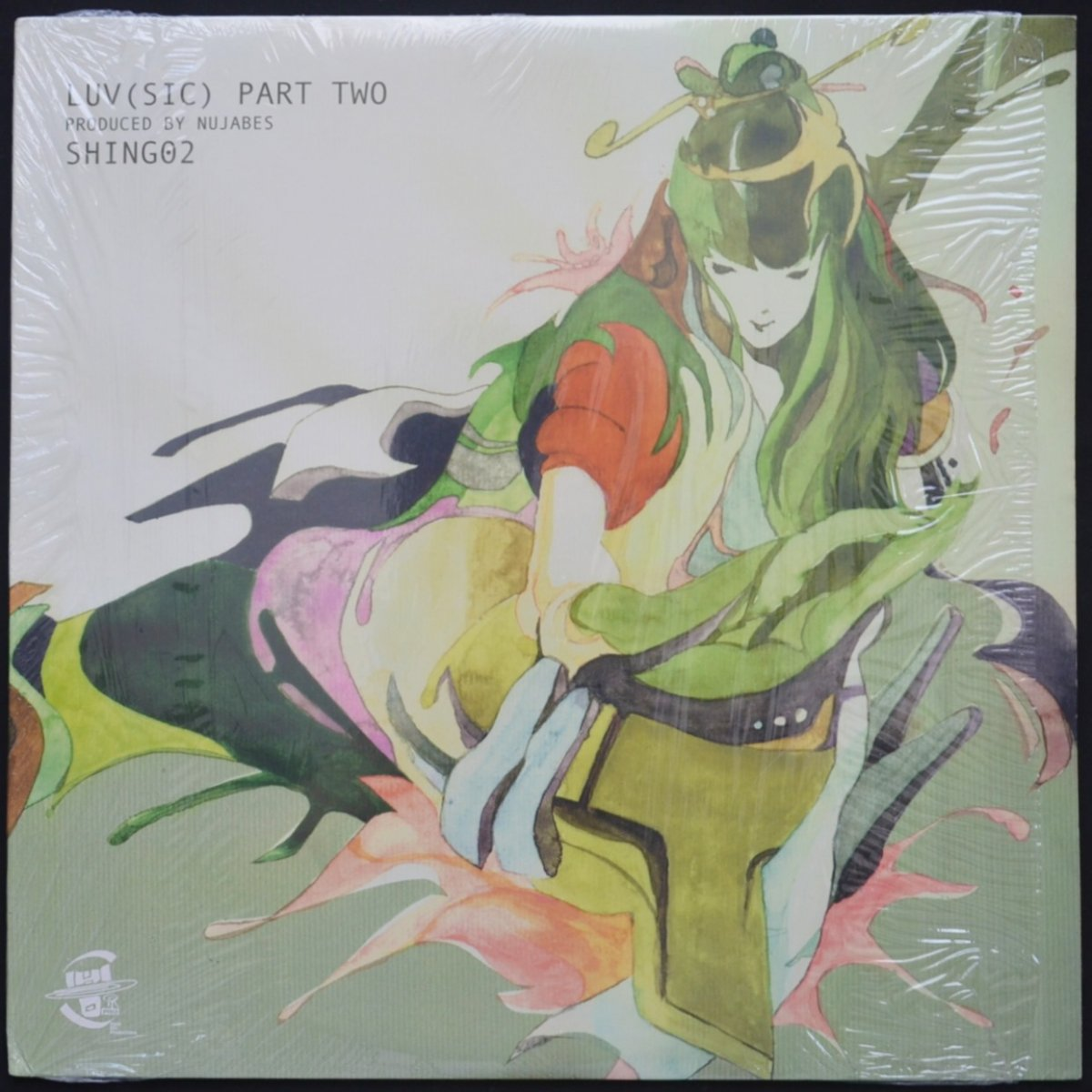 NUJABES FEATURING SHING02 / LUV(SIC) PART TWO (12