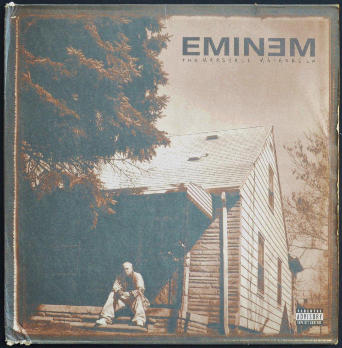 EMINEM / THE MARSHALL MATHERS LP (2LP)